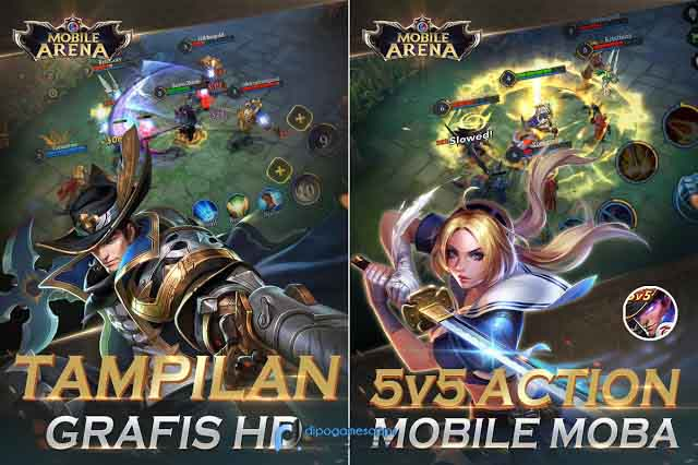 Mobile Arena MOD APK Latest Version