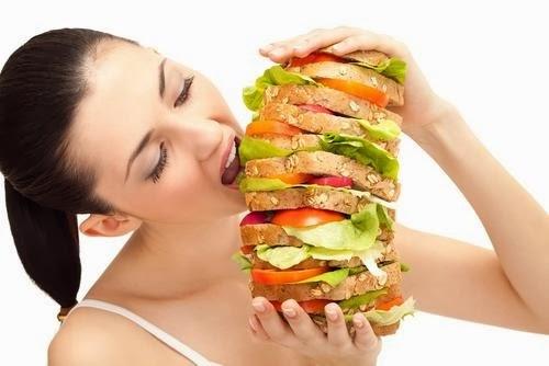 Tips Kontrol Nafsu Makan Yang Berlebih