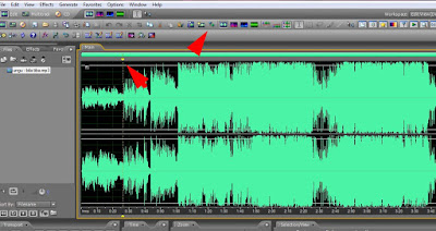 aplikasi pemotong mp3 untuk pc Adobe audition