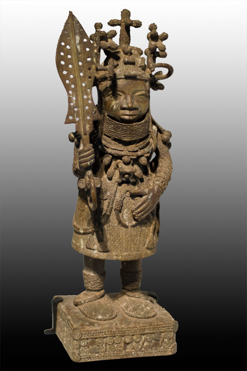 Statue of Ewuare the Great
