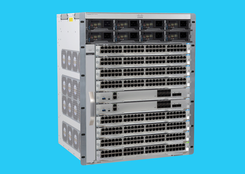 Cisco Catalyst 9400 Series Switches: The Next Generation of