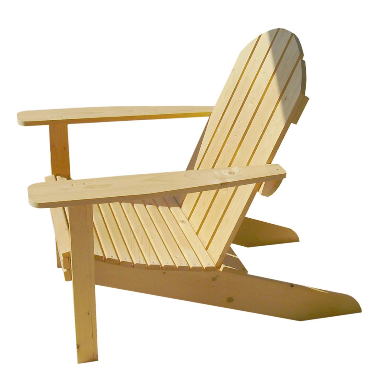 Woodwork by Pe Muskoka chair