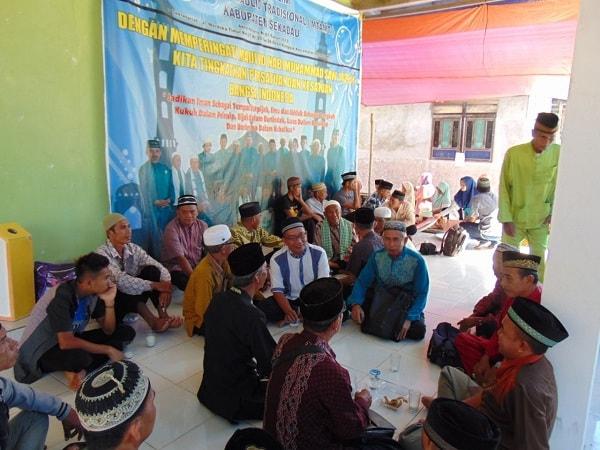 Maulid Nabi Muhammad SAW di Sungai Sambang