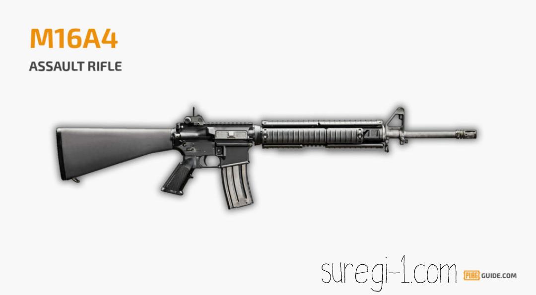 Pubg Wallpaper Vertical: Senjata Di PUBG (Assault Rifle)