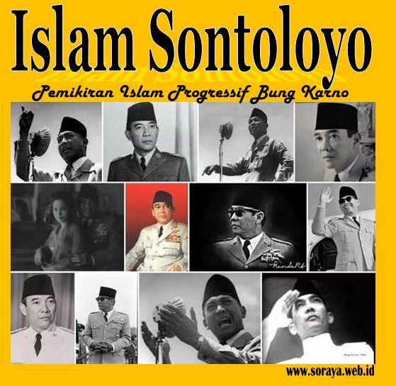 Islam Sontoloyo Pemikiran Soekarno Bung Karno
