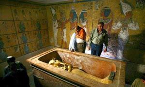 Thutmose II Fir'aun yang tenggelam di Laut Merah