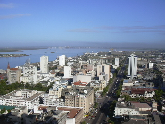 Maputo, Capital de Moçambique