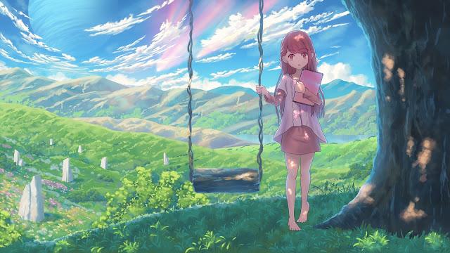Shelter anime