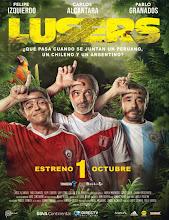 Lusers, los amigos no se eligen (2015) [Latino]
