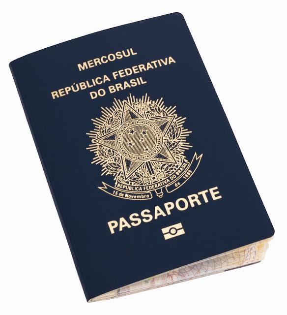 documentos viagem