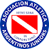 Los escudos del fútbol argentino