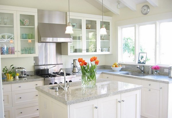 Super White Granite Is Still The Most Popular Kitchen Countertop Part 60