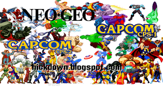 NEOGEO CPS1 CPS2 + ROMS - HICK DOWNLOAD