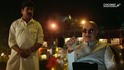 Anupam Kher High Resolution HD Image In Ranchi Diaries Movie