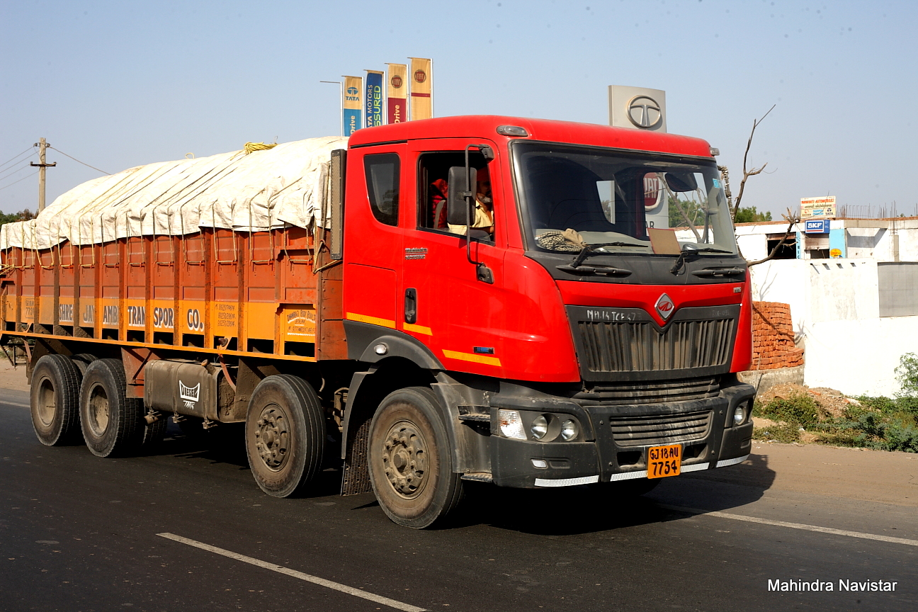 Mahindra Truck And Bus Navistar The Future Of Indian Trucking