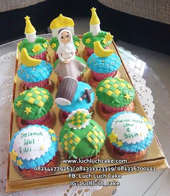 Cupcake Idul Fitri Parcel 2017-2018