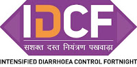 To reduce child deaths due to diarrhea The Ministry of Health and Family Welfare has launched IDCF
