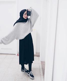 Fashion Hijab Remaja