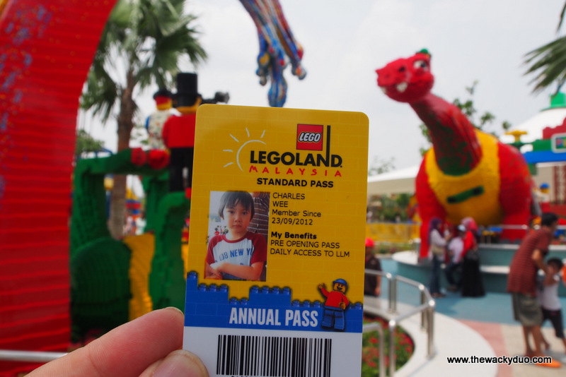 Annual Passes Annual Passes are the best way to build memories together with a whole year of awesome at LEGOLAND ® Windsor Resort with exclusive discounts, special events and more!