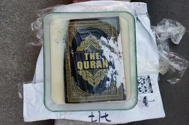 Dapat Kiriman Aneh, Setelah Dibuka Isinya Al-Quran Didalam Benda Najis ini, Astaghfirullah