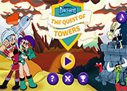 Magiespadas: The Quest of Towers
