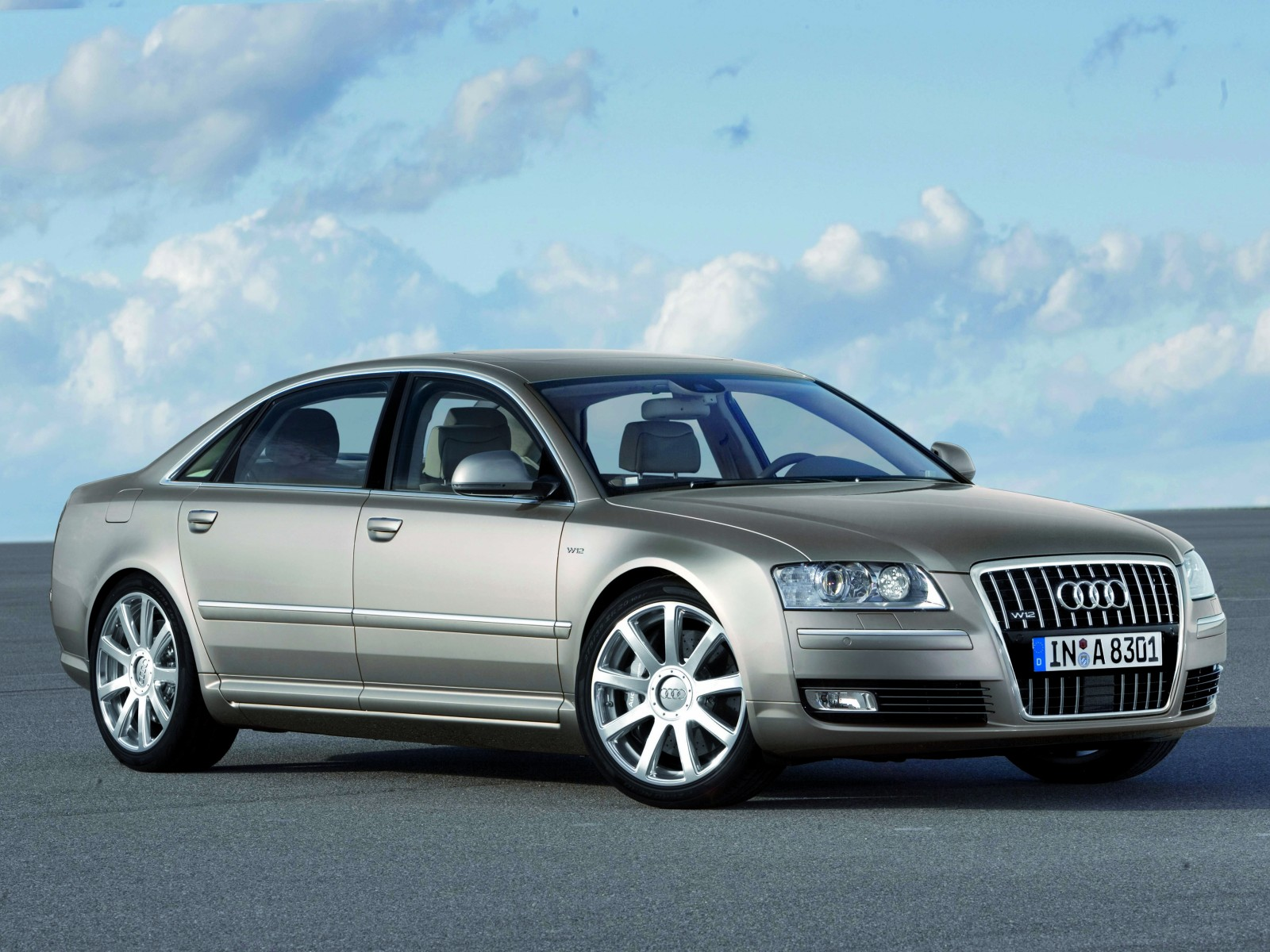 2008 audi a8 w12 quattro wallpapers pictures specifications interiors and exteriors images. Black Bedroom Furniture Sets. Home Design Ideas