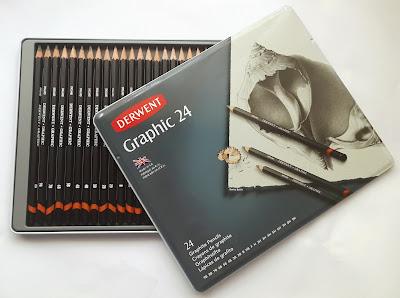 derwent kara kalem, derwent graphic pencils, kara kalem, profesyonel kalem, çizim kalemi, graphic pencils,