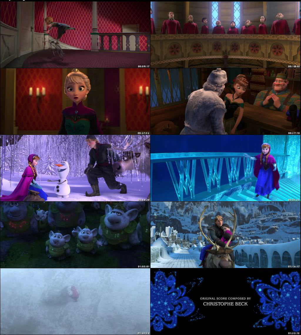 Frozen 2013 Dual Audio