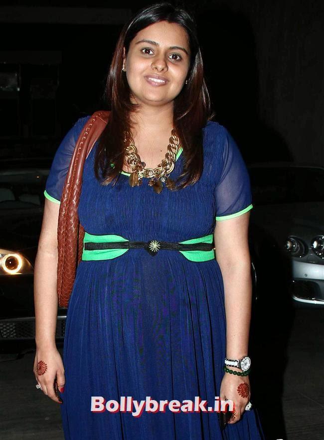Honey Deshmukh, Genelia D Souza, Salman Khan at Special Screening of Film Yellow