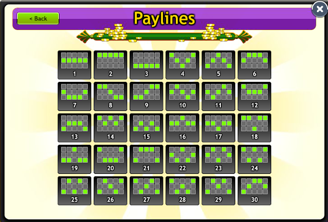 Lucky Slots Bonus Cheat List