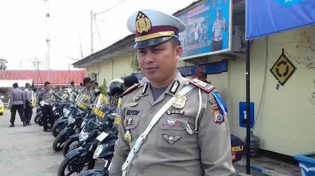 Ini Upaya Polantas Polres Bone Antisipasi Bali dan Jaga Kenyamanan Ibadah di Bulan Ramadhan