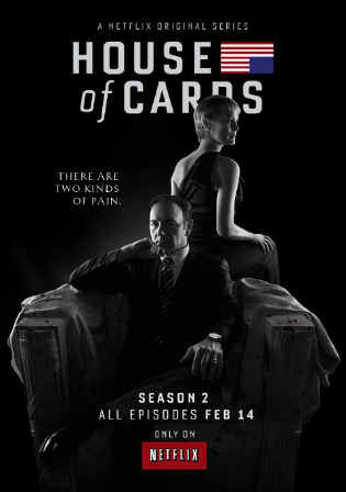 House Of Cards Season S01E01 HDRip 300MB Hindi Dubbed 480p Watch Online Free Download bolly4u