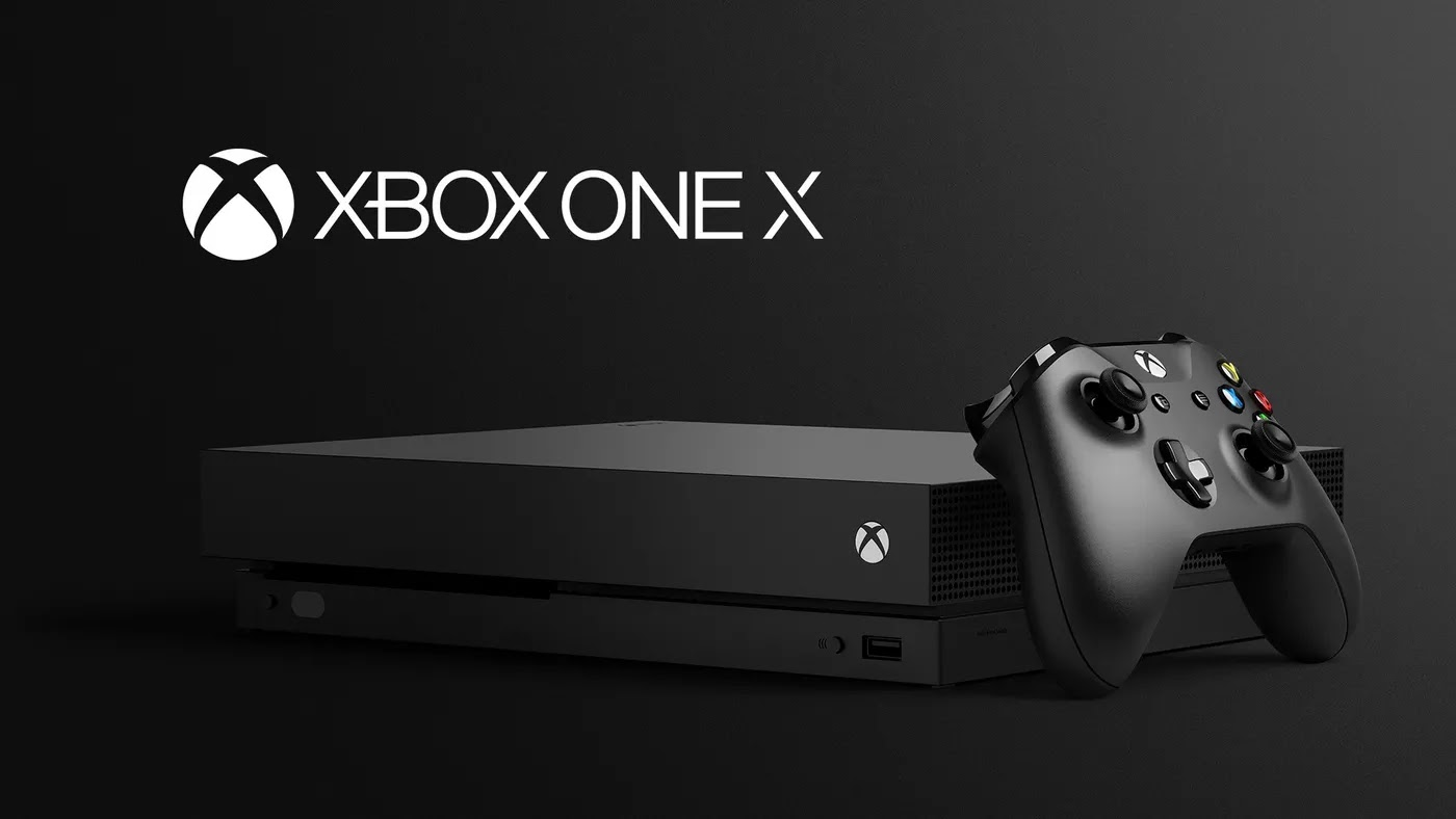 Microsoft unveiled Their New games console named Xbox One X.