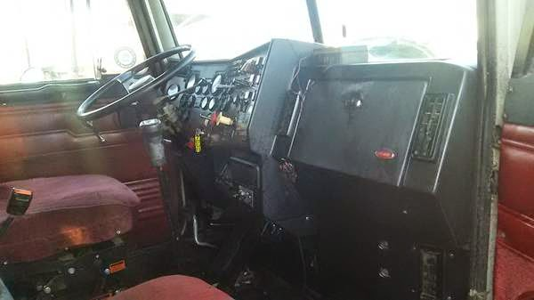 1991 Peterbilt American Classic Day Cab