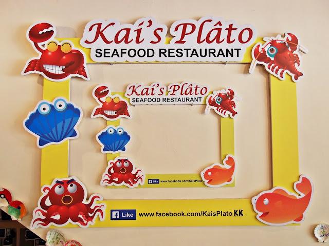 Kai's Plato Seafood Restaurant Decor 2