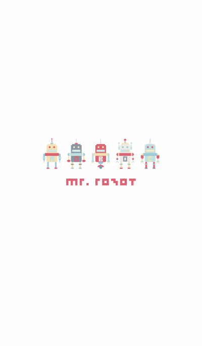 MR. ROBOT (RED)