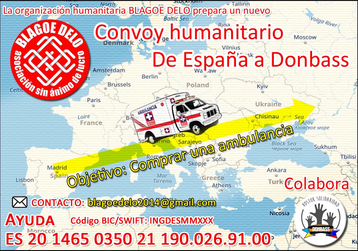 Misión humanitaria: