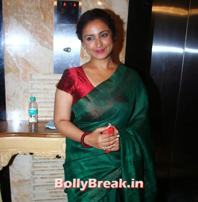 Divya Dutta, Rashmi Desai, Tanisha, Rituparna, Salma, Divya at Bharat Ratna Dr Ambedkar Awards 2014