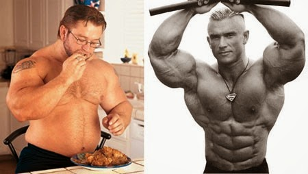 Lee Priest: Bulk and post-bulk