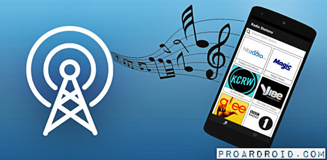 تطبيق الراديو Neo Radio v1.5 Apk للأندرويد مجاناً logo