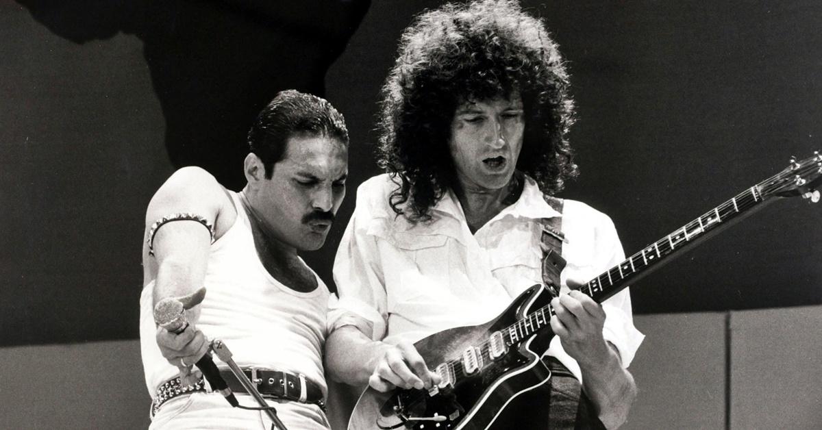 Pés de Freddie Mercury tiveram que ser amputados, revela Brian May ...