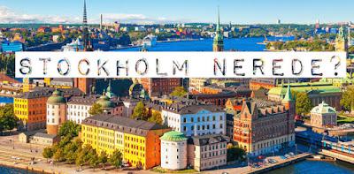 Stockholm nerede