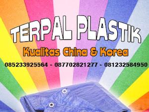 Jual Terpal Plastik Kualitas Import China & Korea