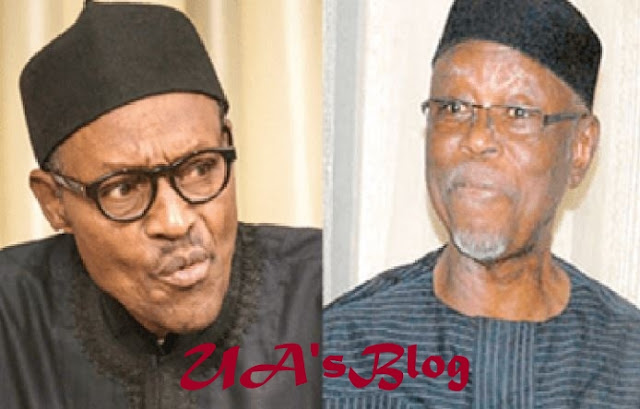 Leaked Letter: Real Reason Why Buhari Told Oyegun To Ignore Tinubu