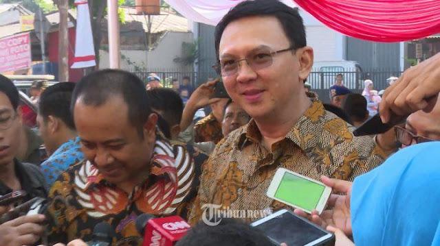 Ahok: Orang Jakarta Tidak Wajib Pilih Saya