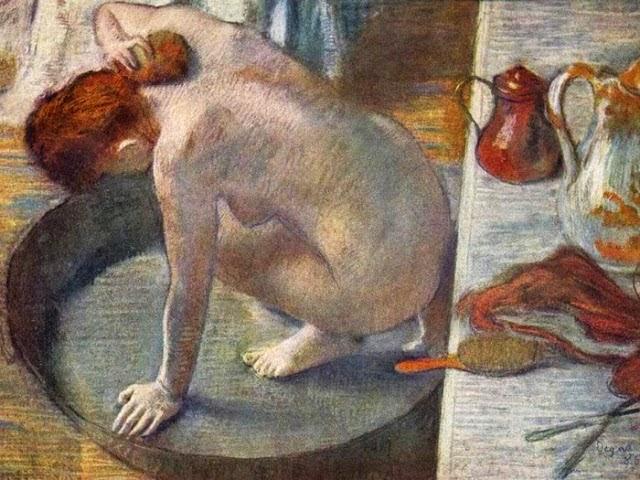 Edgar Degas cuadros