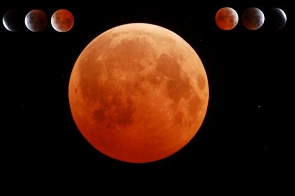 red moon isaac - photo #42