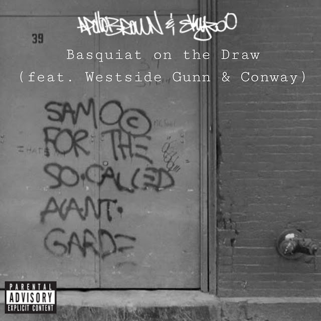 Apollo Brown & Skyzoo – Basquiat on the Draw (feat. Conway & Westside Gunn)