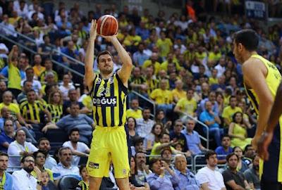 Marko Guduric - Fenerbahçe Doğuş - Tofaş