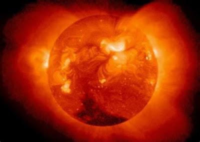 radiasi matahari